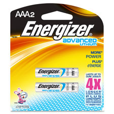 Energizer AAA Advanced Lithium Batteries
