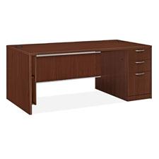 Hon Attune Laminate Series Pedestal Desks