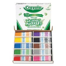 Crayola Thin Line Markers