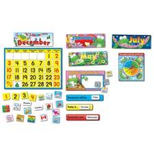 Carson Frog Calendar Set