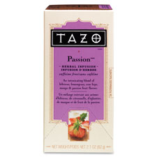 Starbucks Tazo Passion Herbal Infusion Tea