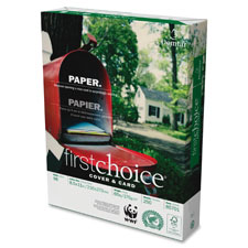 Domtar FirstChoice Cover and Card Stock