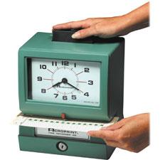 Acroprint Manual Heavy-duty Time Clock
