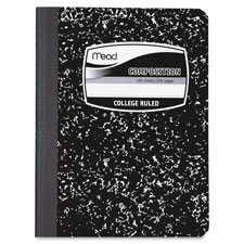 Mead College-ruled Composition Book