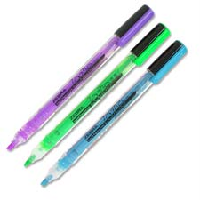 Zebra Zazzle Wtr-base Chsl Tip Liquid Highlighters