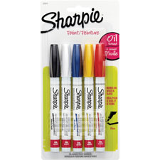 Sanford Sharpie Oil-based Paint Markers