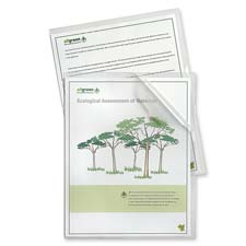 C-Line Heavy Weight Biodegradable Project Folders