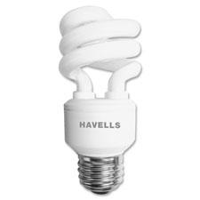 SLI Lighting 11W Spiral Energy Saver Bulbs