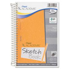 Mead Wirebound Sketch Books