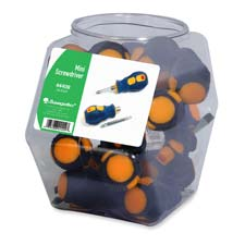 Baumgartens Mini Screwdrivers Tub Display
