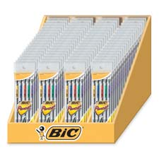 Bic .05MM Mechanical Pencil Display Showcase