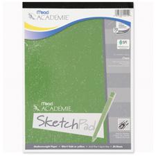 Mead Academie Medium-weight Sketch Pads