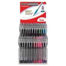 Pentel R.S.V.P. Ballpoint Pens Display Showcase