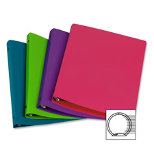 Samsill Lightweight Poly Binders