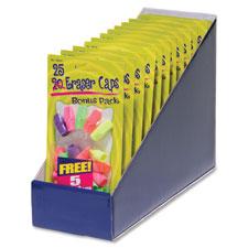Charles Leonard Pencil Eraser Caps