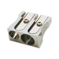 Charles Leonard 2-Hole Metal Pencil Sharpener