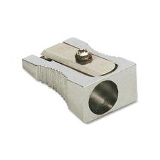 Charles Leonard All-Metal 1-hole Pencil Sharpener