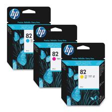 HP CH566A/67A/68A Ink Cartridges