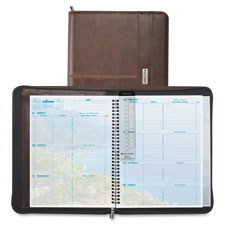 Day-Timer Coastlines Complete Organizer Notebook