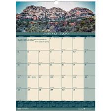 Doolittle Landscape Wall Calendar
