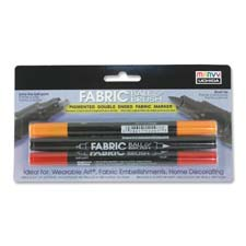 Uchida Double Ended Ball & Brush Fabric Markers