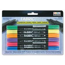 Uchida Ball & Brush Fabric Markers