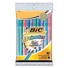 Bic Ultimates Easy Glide Ball Pens