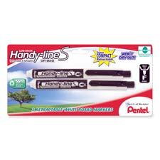 Pentel Handy-line Retractable Dry-erase Markers