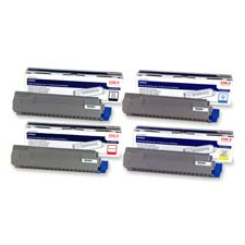 Oki Data 44059213/14/15/16 Toner Cartridges
