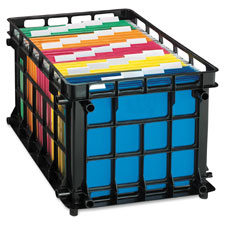 Esselte Stackable Crate File