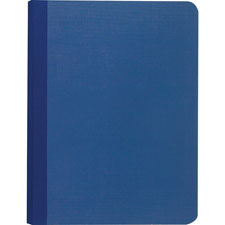 Roaring Spring Blue Canvas Cover Notebook
