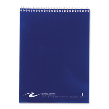 Roaring Spring Perforated 1-Sub Coll Rule Notebook