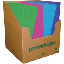 Roaring Spring Heavy-duty Stock Two Pocket Folders