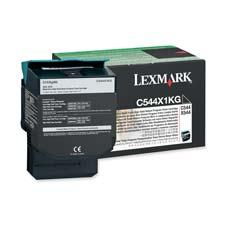 Lexmark LEXC544X1CG/KG/MG/YG Toner Cartridges