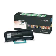 Lexmark E260A11A Toner Cartridges