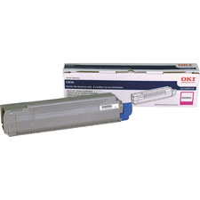 Oki Data 44059109/10/11/12 Toner Cartridges