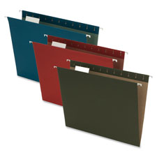 Nature Saver 1/5 Cut Tab Recycled Hanging Folders