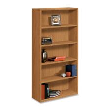 Hon 5-Shelf Laminate Bookcase