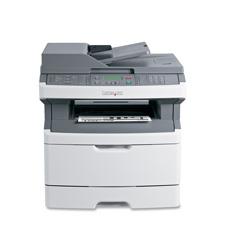 Lexmark X264dn Network Ready Multifunction Printer