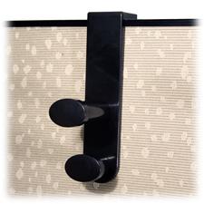 Advantus Over-the-panel Double Garment Hook