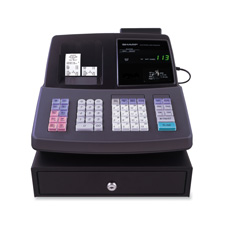 Sharp Antimicrobial Microban Cash Register