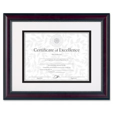 Burns Grp. Prestige Document Frames