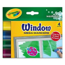 Crayola Window Mega Markers