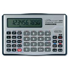 Compucessory 10-dgt Handheld Financial Calculator