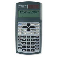 Compucessory Dual Power Scientific Calculator