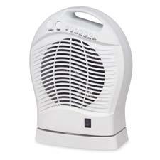 Lorell 1500/900 Watt Heater Fan