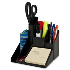 Sparco 5-compartment Desk Organizer