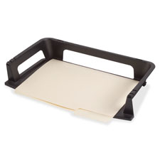 Rubbermaid Self-stacking Front Load Letter Trays