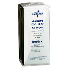 Medline Ind. Nonsterile Avant Gauze Sponges