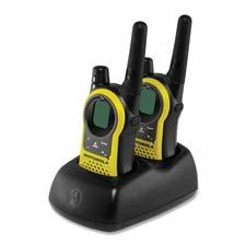 Motorola High-powered Two-way Radios